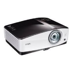 BenQ MP780 ST Portable 3D WXGA - HD DLP Projector with Stereo Speakers - 2500 lumens