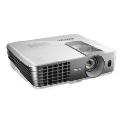BenQ W1070 Portable 3D - 1080p DLP Projector with Speaker - 2000 lumens
