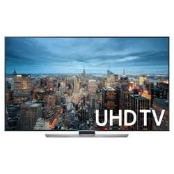 Samsung 78 Class UN78JU750DFXZA 4K Ultra HD Smart 3D Curved LED LCD TV