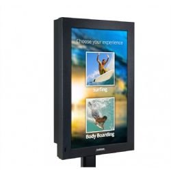 "SUNBRITE TV DS-3214TSP-SL 32"" Pro Series Weatherproof Touch Screen"
