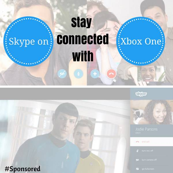 STAY CONNECTED WITH SKYPE