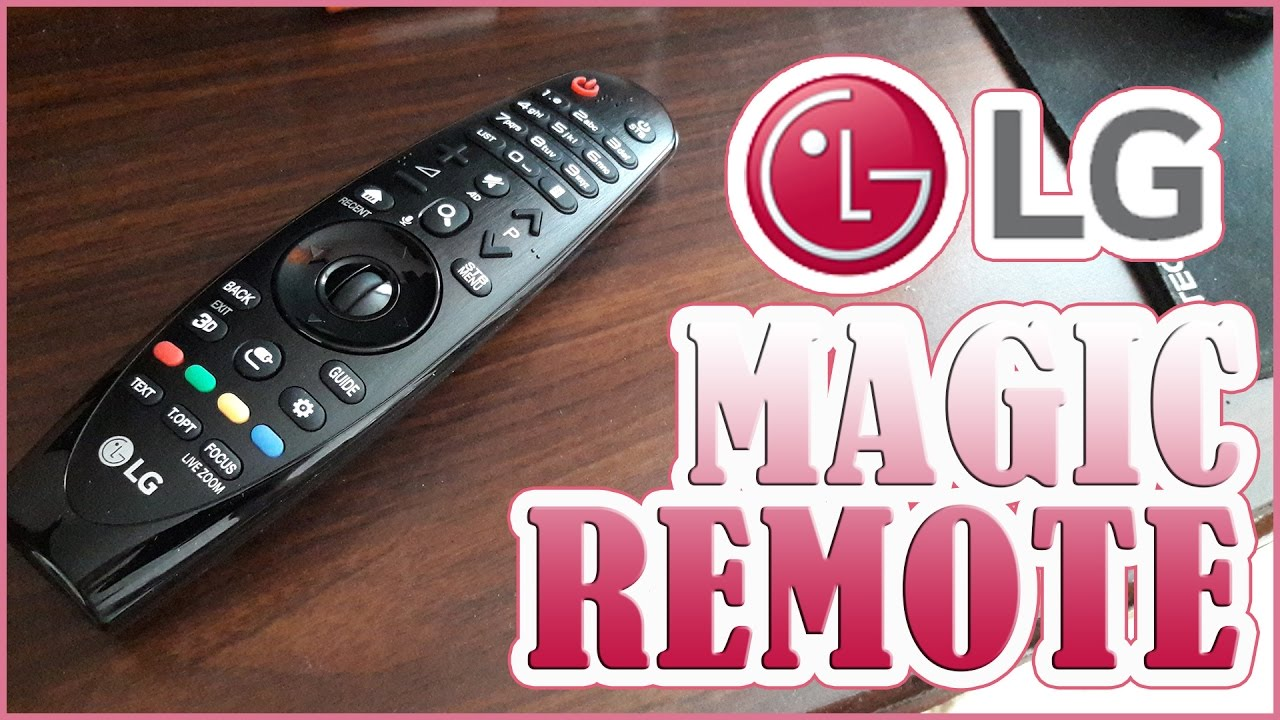 Magic Remote <!--ub9800-->
